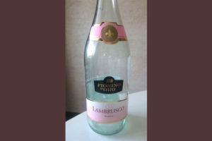 Отзыв о вине Fiorino d'Oro Lambrusco