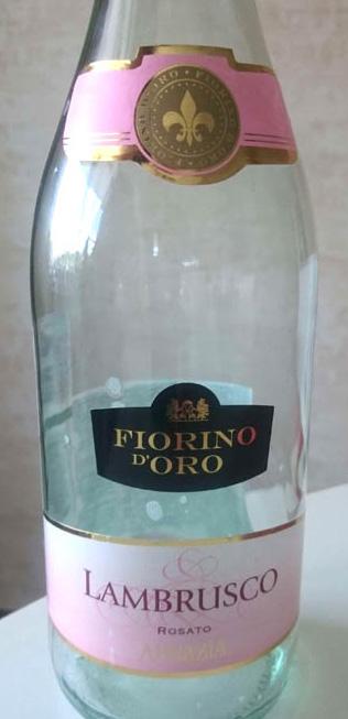 Fiorino_d'Oro_Lambrusco_label