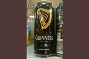 Отзыв о пиве Guinness draught