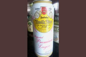 Отзыв о пиве Kwik premium lager