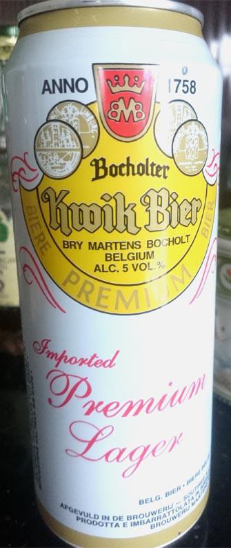 Kwik_Bier_lager_label