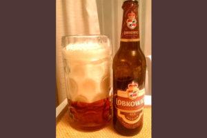 Отзыв о пиве Lobkovicz premium ale