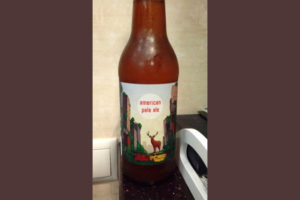 Отзыв о пиве American Pale Ale Крафтовое
