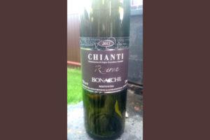 Отзыв о вине Chianti Bonacchi 2011