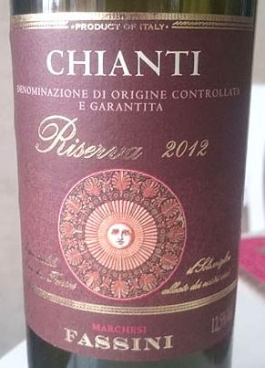 Chianti_Fassini_2012_label