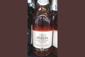 Отзыв об игристом вине Italia Rose