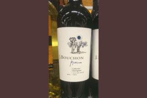 Отзыв о вине J.Bouchon reserva Cabernet Sauvignon