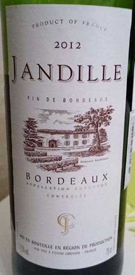 Jandille-2012_label