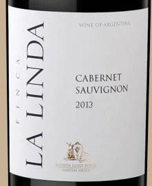La_Linda_Cabernet_Sauvignon-2013_label