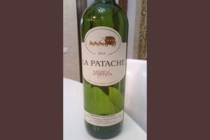 Отзыв о вине La Patache 2010