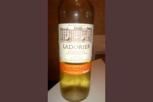 Отзыв о вине Ladorier Moelleux 2014