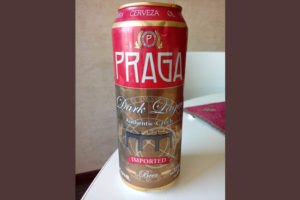 Отзыв о пиве Praga dark lager