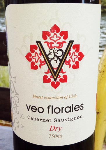 Veo_Florales_cabernet_sauvignon_label