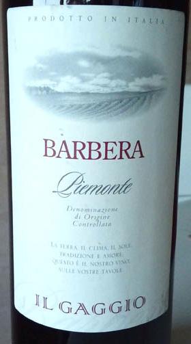 Barbera_il_Gaggio_2014_label