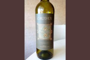 Отзыв о вине Caudex 2011