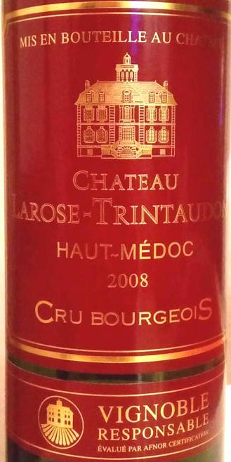 Chateau_Larose-Trintaudon_2008_label