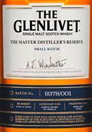 Glenlivet_Master_Distillers_Reserve_label