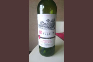 Отзыв о вине Margelle cabernet sauvignon 2014