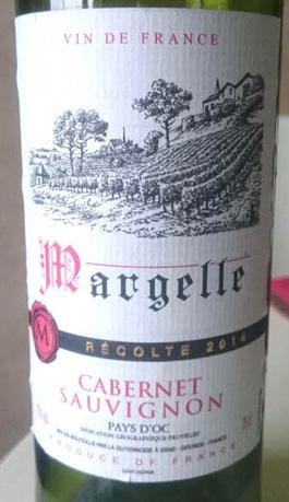 Margelle_cabernet_sauvignon_2014_label