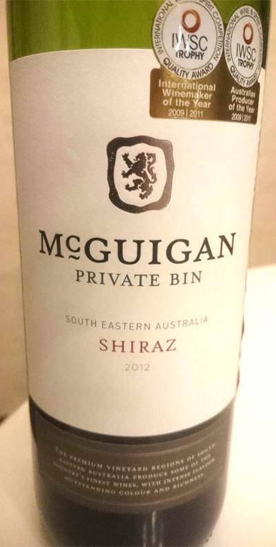 McGuigan_shiraz_2012_label