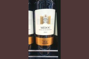Отзыв о вине Medoc grand vin de Bordo 2012