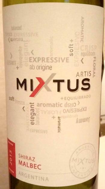 Mixtus_shiraz_malbec_2015_label