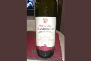 Отзыв о вине Morisfarms Mandriolo 2012