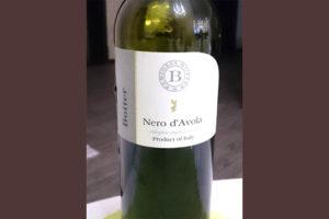 Отзыв о вине Nero d'Avola Botter 2013