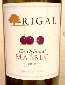 Rigal_the_original_malbec_2012_label
