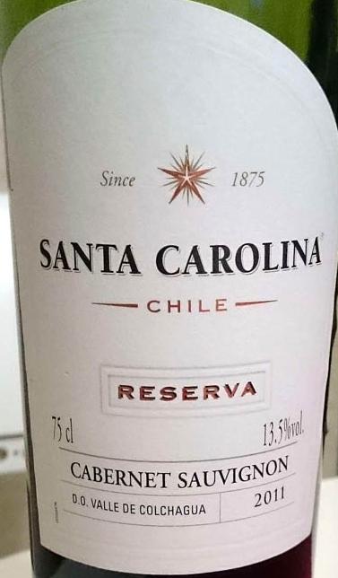 Santa_Carolina_2011_label