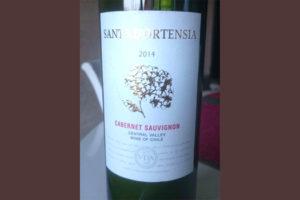 Отзыв о вине Santa Hortensia 2014