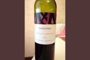 Отзыв о вине Tanguero cabernet sauvignon 2013