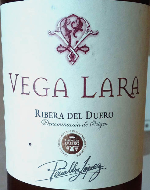 Vega_Lara_2015_label