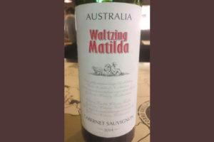 Отзыв о вине Waltzing Matilda 2014