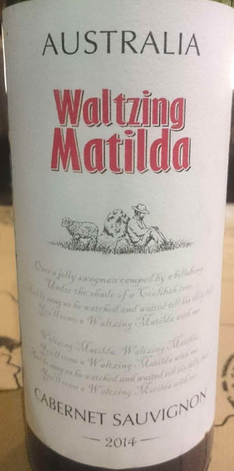 Waltzing_Matilda_2014_label