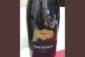 Отзыв о вине Zuccolo 2015