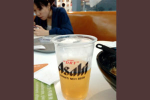 Отзыв о пиве Asahi super dry