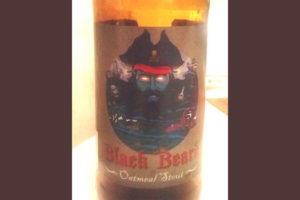 Отзыв о пиве Black Beard oatmeal stout