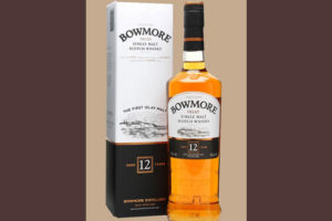 Отзыв о виски Bowmore 12 years old 0,7 liter