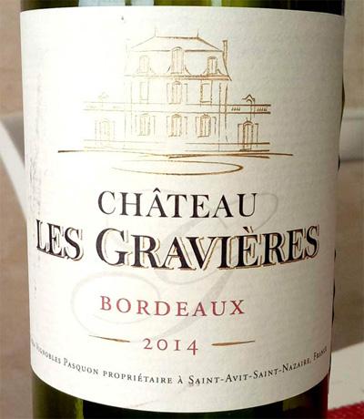 Chateau_les_Gravieres_2014_label