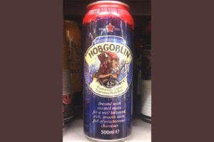 Отзыв о пиве Hobgoblin legendary ruby beer