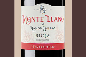 Отзыв о вине Monte Llano rioja 2014
