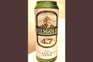 Отзыв о пиве Felsgold Pilsener