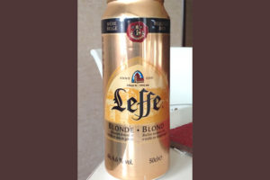 Отзыв о пиве Leffe_blonde