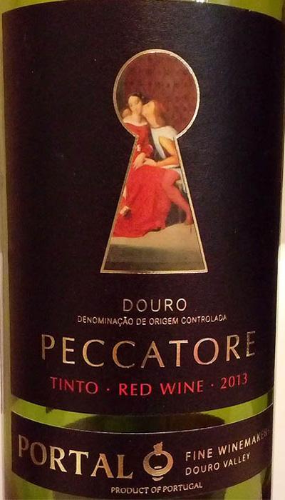 Отзыв о вине Peccatore tinto 2013