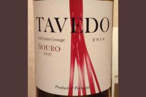 Отзыв о вине Tavedo Douro DOC red 2014