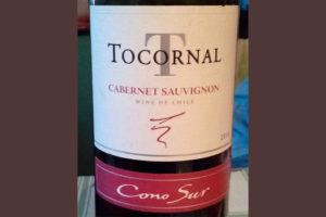 Отзыв о вине Tokornal cabernet souvignon 2014