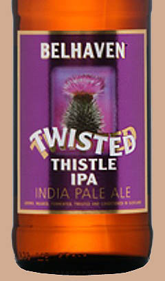 Отзыв о пиве Belhaven Twisted thistle IPA
