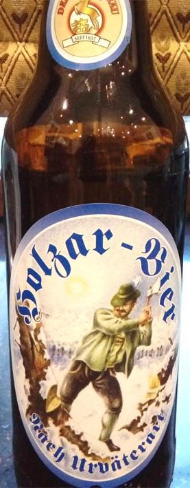 Отзыв о пиве Holzar-Bier