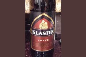 Отзыв о пиве Klaster tmave